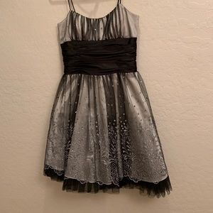 Glam party dress